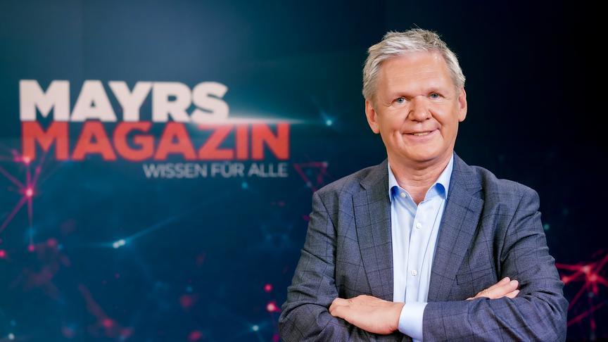 """""""Mayrs Magazin – Wissen für alle"""": Günther Mayr"""