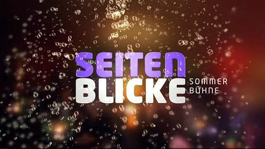 """""""Seitenblicke Sommerbühne"""" - Logo"""