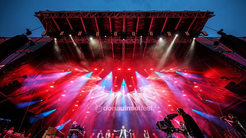 Bühne Donauinselfest